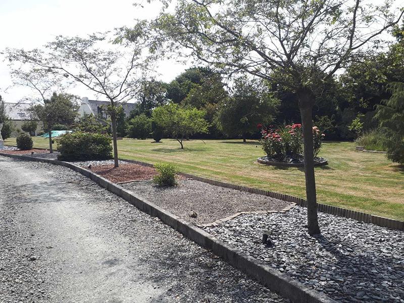 Création et entretien d'un parc paysager 22