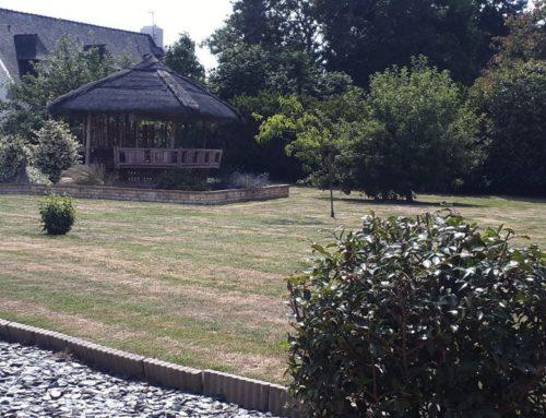 Restauration d'un parc paysager situé à Quevert (22100)