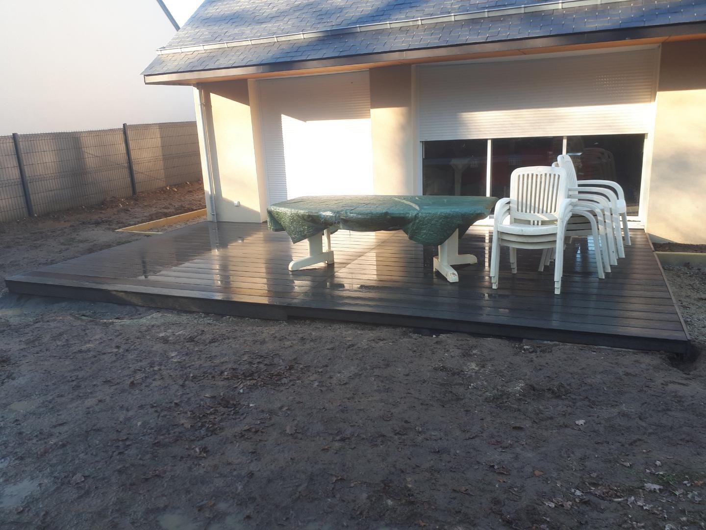 arnaud charlot paysagiste création d'une terrasse